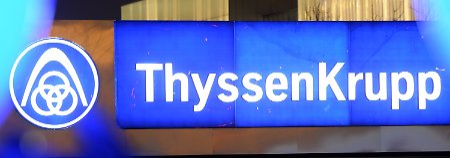 Gehebelte Renditechancen: ThyssenKrupp legt zu
