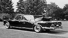 Das Dach des Pullman-Landaulets wurde um 70 Millimeter erhöht, um eine ausreichende Kopffreiheit zu ermöglichen. Denn der Boden des Fahrzeugs war im Fond eben ausgeführt, der Kardantunnel verschwand unter einer planen Fläche.