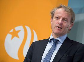 Verfügt über reichlich Kern- und Wasserkraft: Vattenfall-Chef Øystein Løseth.