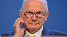 Salzburger Nockerl: Wie Piëch bei VW stärker die Fäden zieht