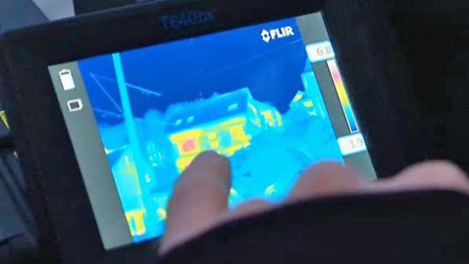 n-tv Ratgeber: Energiesparen dank Thermografen