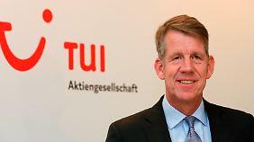 Reiseunternehmen mit neuer Spitze: Joussen wird Tui-Chef