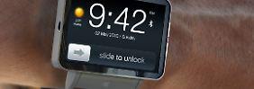 """""""Handgelenk ist interessant"""": Apple-Chef schürt Gerüchte"""