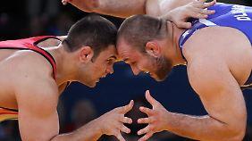 Wenn Ringen nicht olympisch bleibt, wollen einige Ringer keine Olympiasieger mehr sein.
