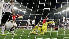 Spanien doch das bessere Spanien: DFB-Traum platzt im WM-Halbfinale
