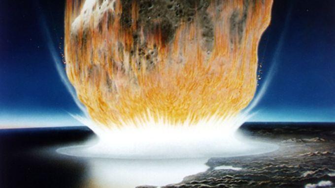 Auch nach der Kollision mit einem Asteroiden würde sich die Erde weiterdrehen, und es gäbe noch Leben auf dem Planeten. Doch die Zerstörungen wären mitunter großflächig.