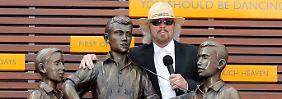 Künstler oder Kriminelle?: Bee Gees wurden fast Verbrecher