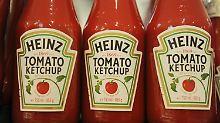 Ketchup in aller Munde: Wall Street bringt es nicht