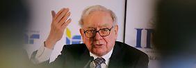 """""""Die Flinte wird immer nachgeladen"""": Warren Buffett kauft sich Heinz"""