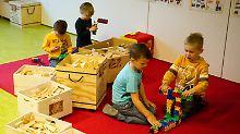 Vielversprechender Kita-Markt: Sodexo will Kinder hüten