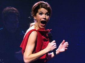 Eurovision-Feeling Deluxe: Anke Engelke.