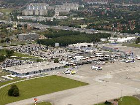 Der Flughafen Berlin-Schönefeld soll künftig durch den neuen Großflughafen Berlin-Brandenburg ersetzt werden.