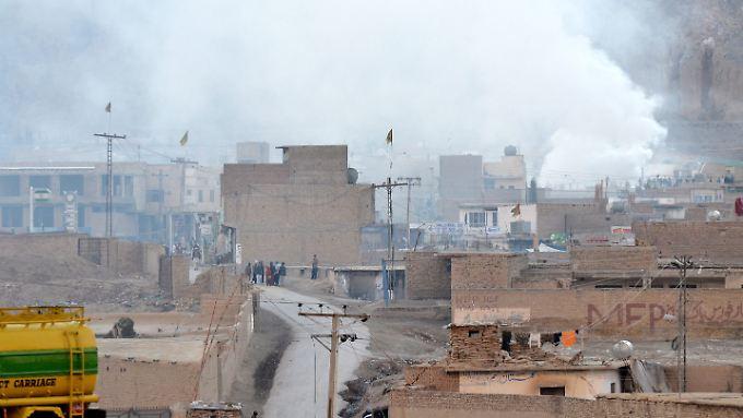 Die Bombe explodiertei in einem von Muslimen schiitischer Glaubensrichtung bewohnten Stadtviertel.