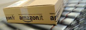 Gewinn sinkt, Umsatz steigt: Amazon setzt auf die Zukunft