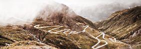 """Pure (Alpen)Passromantik: """"Escapes"""" - Fluchtwege"""