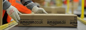 Umstrittene Arbeitsbedingungen bei Amazon