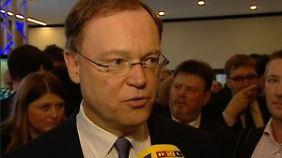 "Stephan Weil im n-tv Interview: ""Koalition ist sehr stabil"""