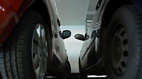 Sofern im Mietvertrag nichts anderes steht, dürfen Stellplätze in Tiefgaragen nur zum Abstellen von Kraftfahrzeugen genutzt werden.