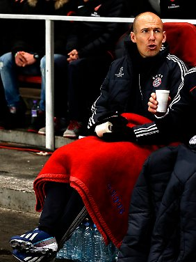 Arjen Robben spielte wieder den Edeljoker.