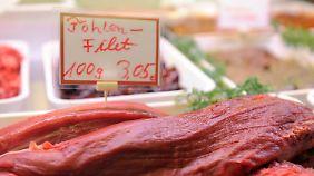 Pferdefleisch in TK-Kost: Großküchen geraten ins Visier
