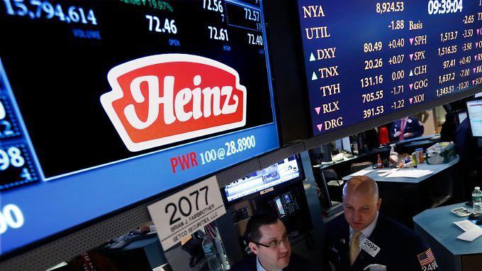"""Die Übernahme von Heinz durch Buffetts Berkshire Hathaway hat ein """"Geschmäckle"""". Es laufen Untersuchungen zum Thema Insiderhandel."""