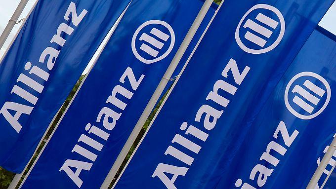 Die Allianz-Aktie dürfte sich nach den Zahlen in einem schwachen Markt gut halten.