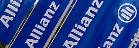 Prognose konstant: Vermögensverwaltung treibt Allianz-Gewinn
