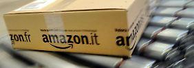 Bedingungen bei Amazon: Kartellamt prüft Internetriesen