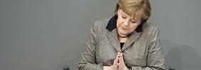 Steinbrück kritisiert EU-Finanzen: Merkel bittet um Zustimmung