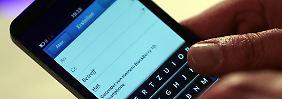 """QNX heißt das Erfolgskürzel: """"Blackberry ersetzt Computer"""""""
