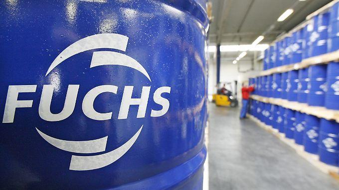 Im ersten Halbjahr hatte die Euro-Stärke dem Spezialisten für Maschinenöl-Produkte zu schaffen gemacht.