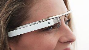 Bald im Google-Shop?: Datenbrille soll Alltag revolutionieren
