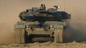 Deutsche Waffen heiß begehrt: Exporte in Golfstaaten verdoppelt