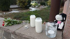 Angeblich psychisch krank: Frau soll ihre Töchter ermordet haben