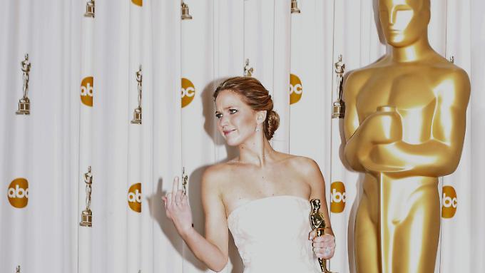 Jennifer Lawrence mag klare Ansagen. Damit passt sie irgendwie zu der diesjährigen Oscar-Show.