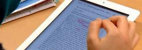 n-tv Ratgeber: Tablet statt Tafel: Hightech in der Schule