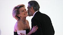 Arbeitsministerin müsste man sein: Clooney erhält in Baden-Baden Medienpreis