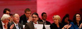 Warum noch SPD wählen, wenn Angela Merkel die Union immer sozialdemokratischer ausrichtet?