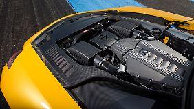 631 PS kitzelt AMG aus dem 6,2-Liter großen V8 heraus.
