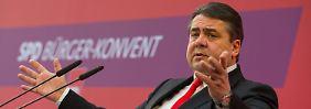 SPD hat nichts für Berlusconi übrig: Gabriel tritt nach