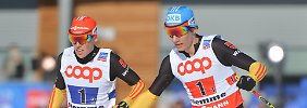 Sturzpech im WM-Teamsprint: DSV-Duo kombiniert zu Bronze