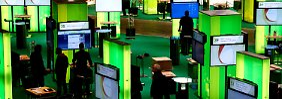 Computermesse für Besucher eröffnet: Cebit vernetzt IT und Industrie