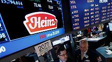 Milliardenschwerer Deal mit Buffett und 3G Capital.