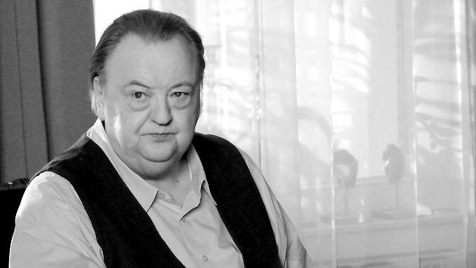 Dieter Pfaff wurde 65 Jahre alt.