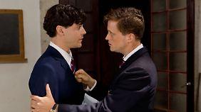 Kämpfen gegen Salazar: Amadeu (Jack Huston) und sein bester Freund Jorge (August Diehl).