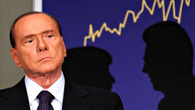 Silvio Berlusconi errang auch bei der vergangenen Wahl ein beachtliches Ergebnis.