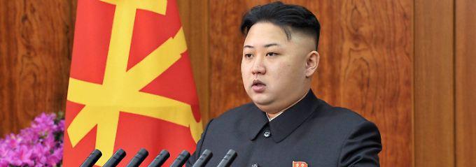 Kim muss hinnehmen, dass sich auch China gegen sein Land stellt.