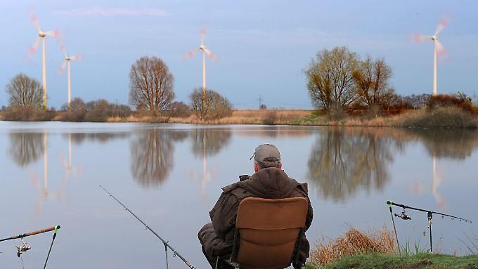 Die Wende ist da: Angler haben naturgemäß ein besonderes Verhältnis zur Zeit.