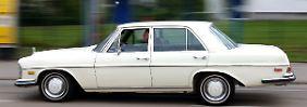Mit dem 280 SE definierte Mercedes in den 70er Jahren die Oberklasse neu.