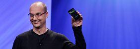 Überraschung bei Google: Android-Chef Rubin hört auf